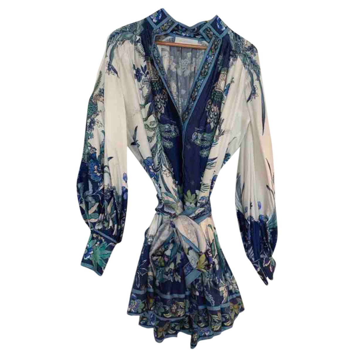 Mini vestido Zimmermann