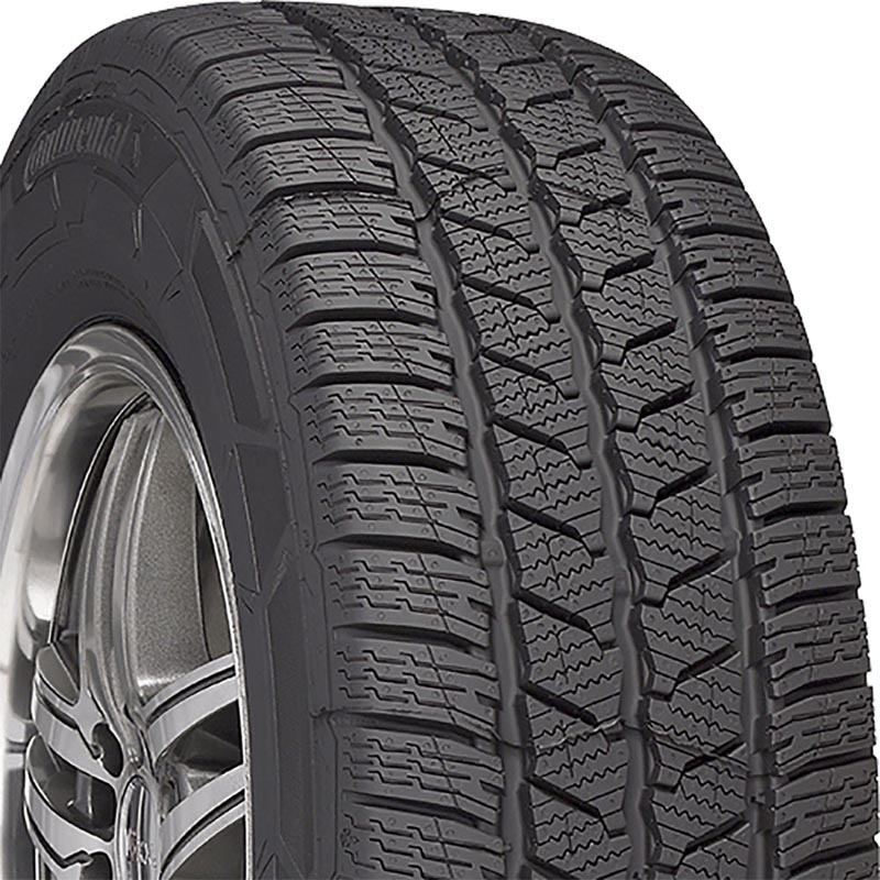 Continental 04531410000 VanContact Winter Tire 235/65 R16 121R C8 BSW