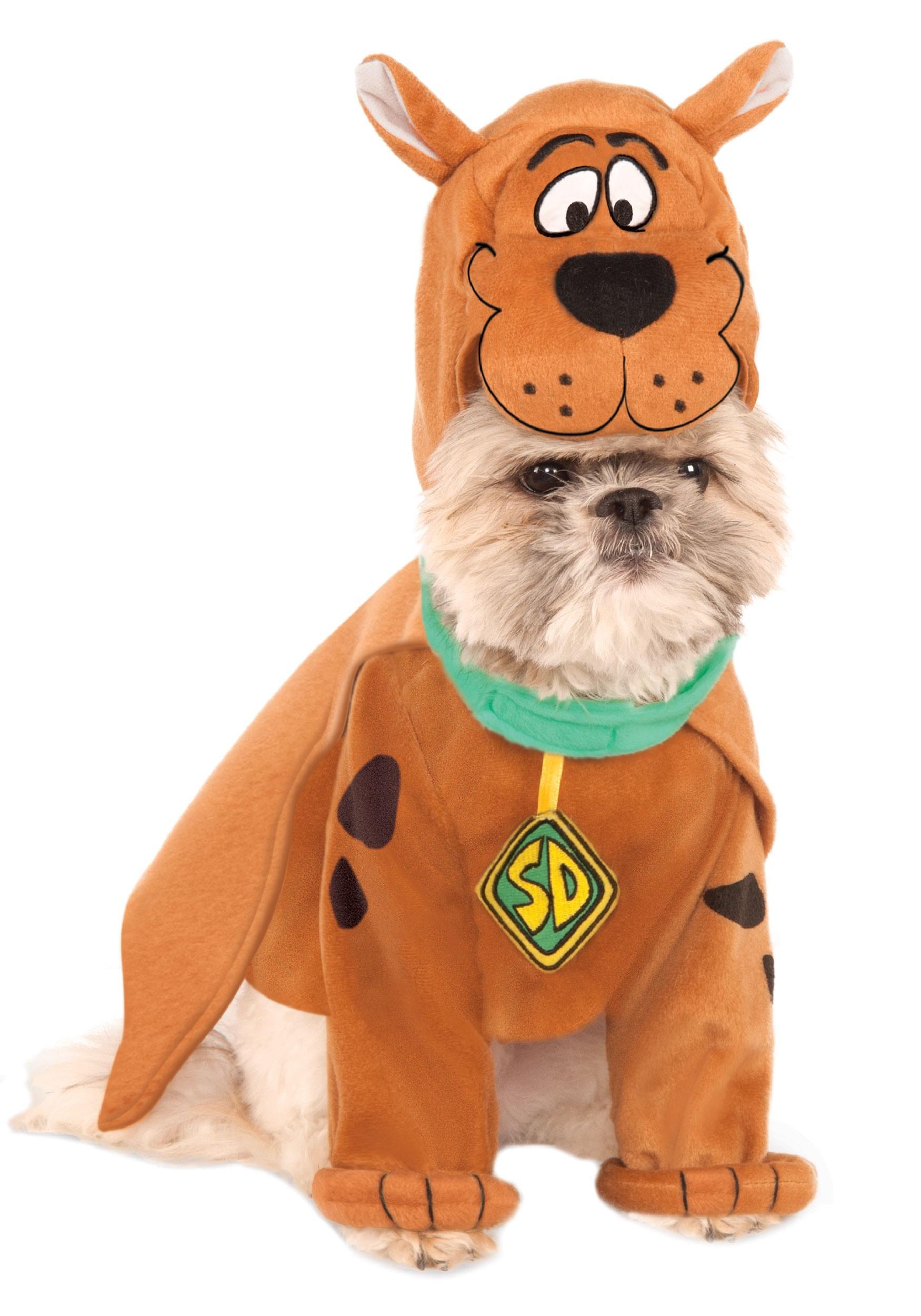 Scooby Doo Pet Costume
