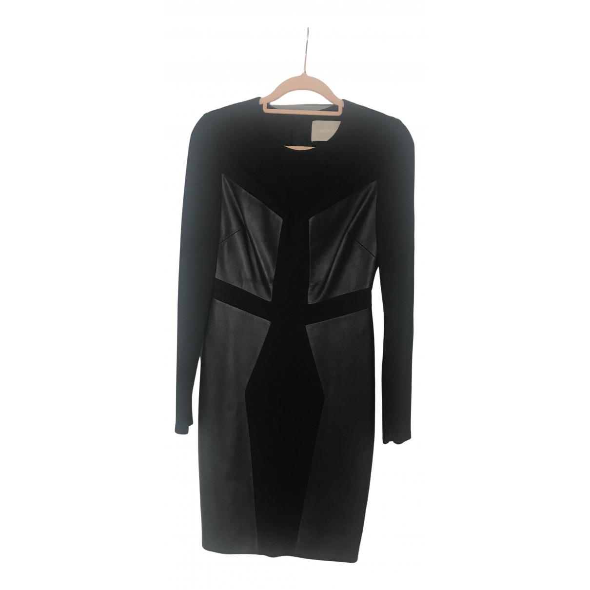 Jason Wu \N Kleid in  Schwarz Baumwolle - Elasthan