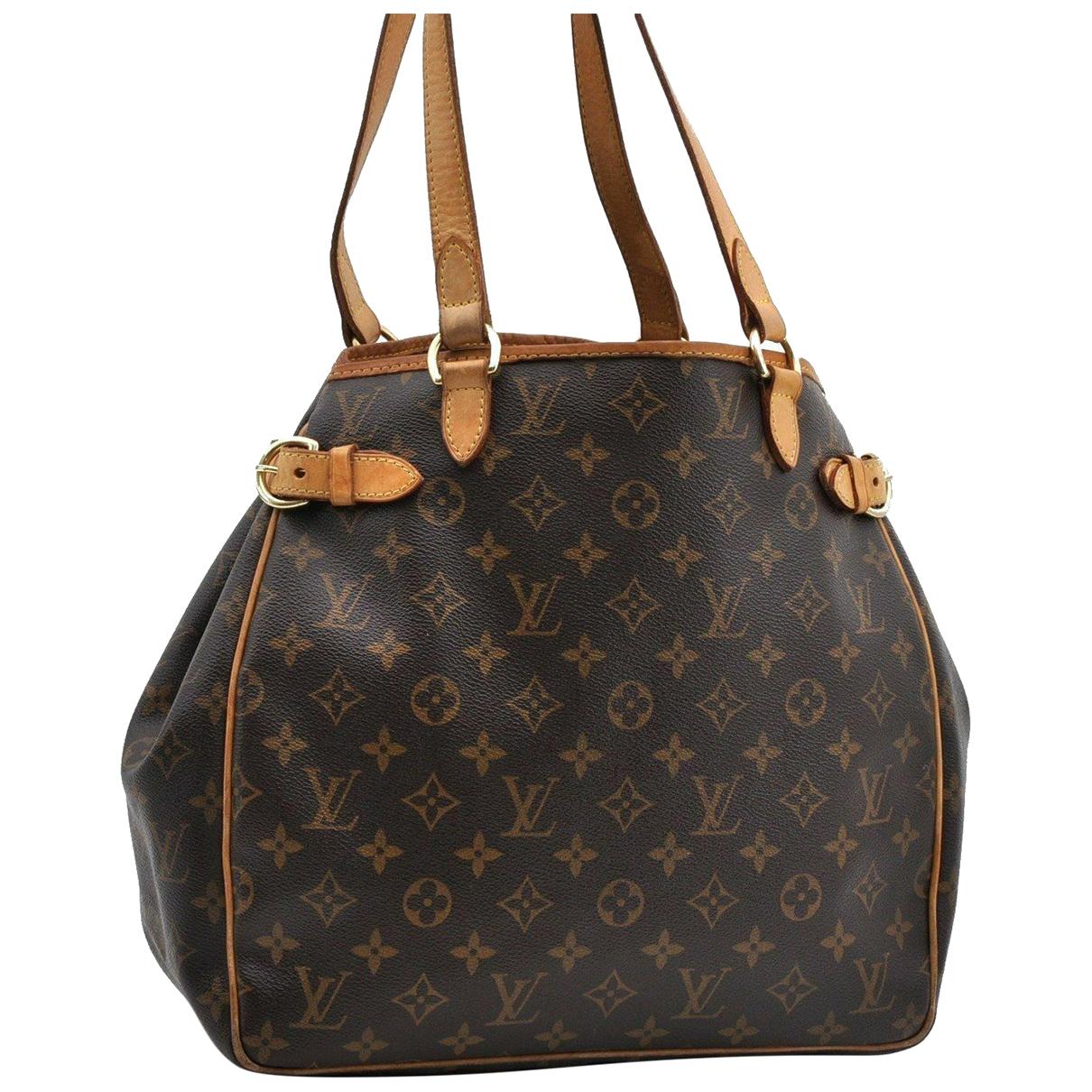 Bolso Batignolles de Lona Louis Vuitton