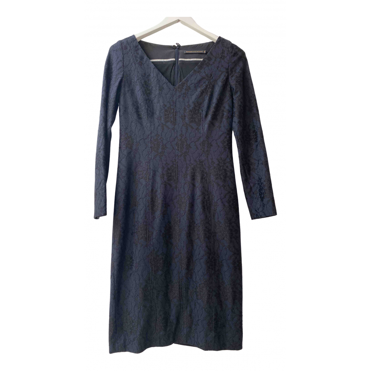 Natan - Robe   pour femme en coton - bleu