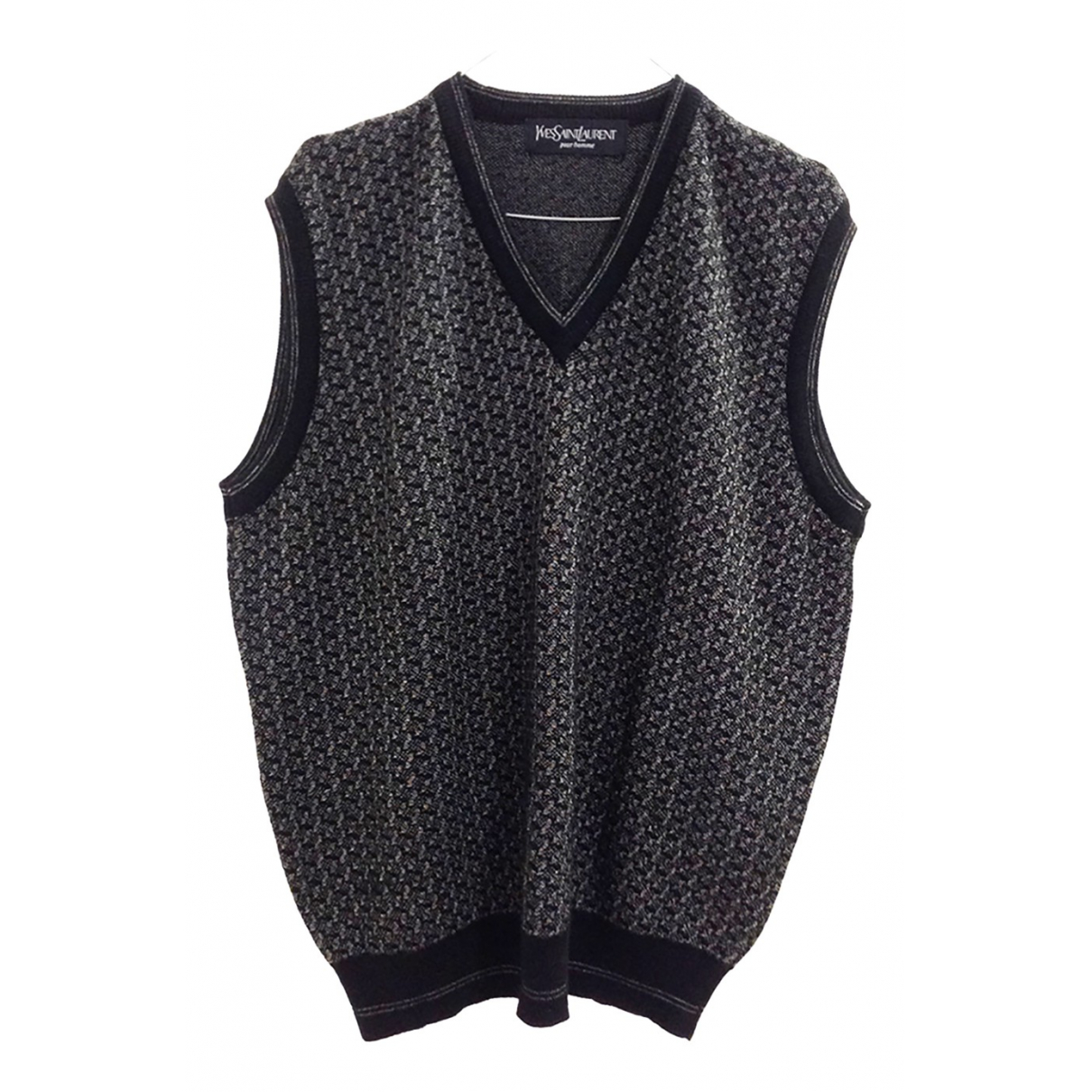 Yves Saint Laurent - Pulls.Gilets.Sweats   pour homme en laine - multicolore