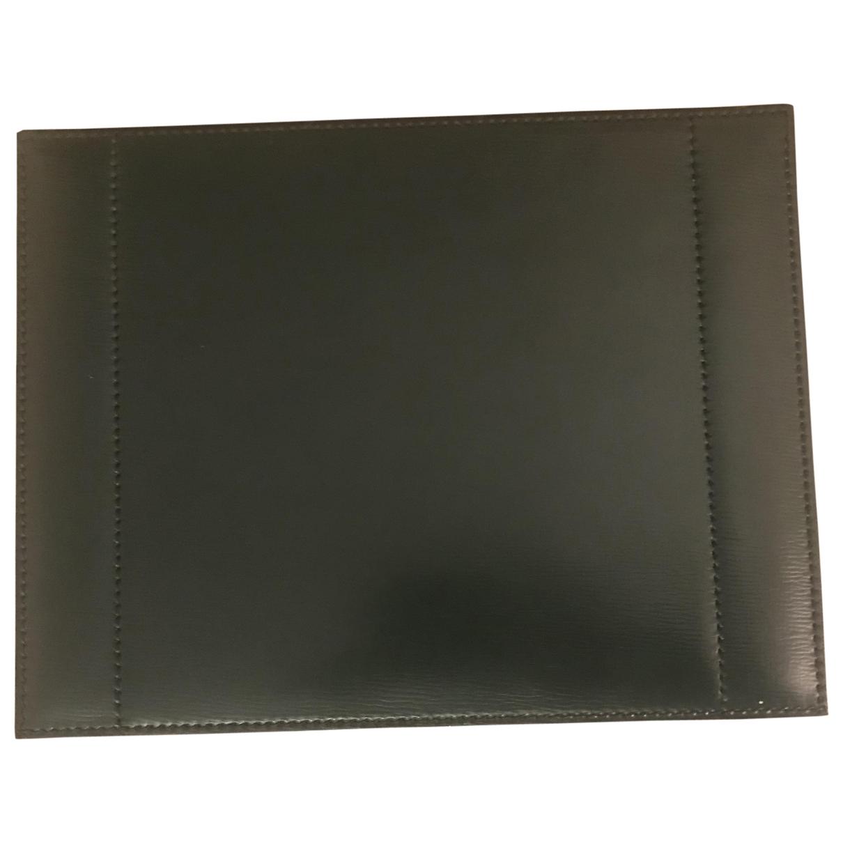 Material de oficina de Cuero Non Signe / Unsigned
