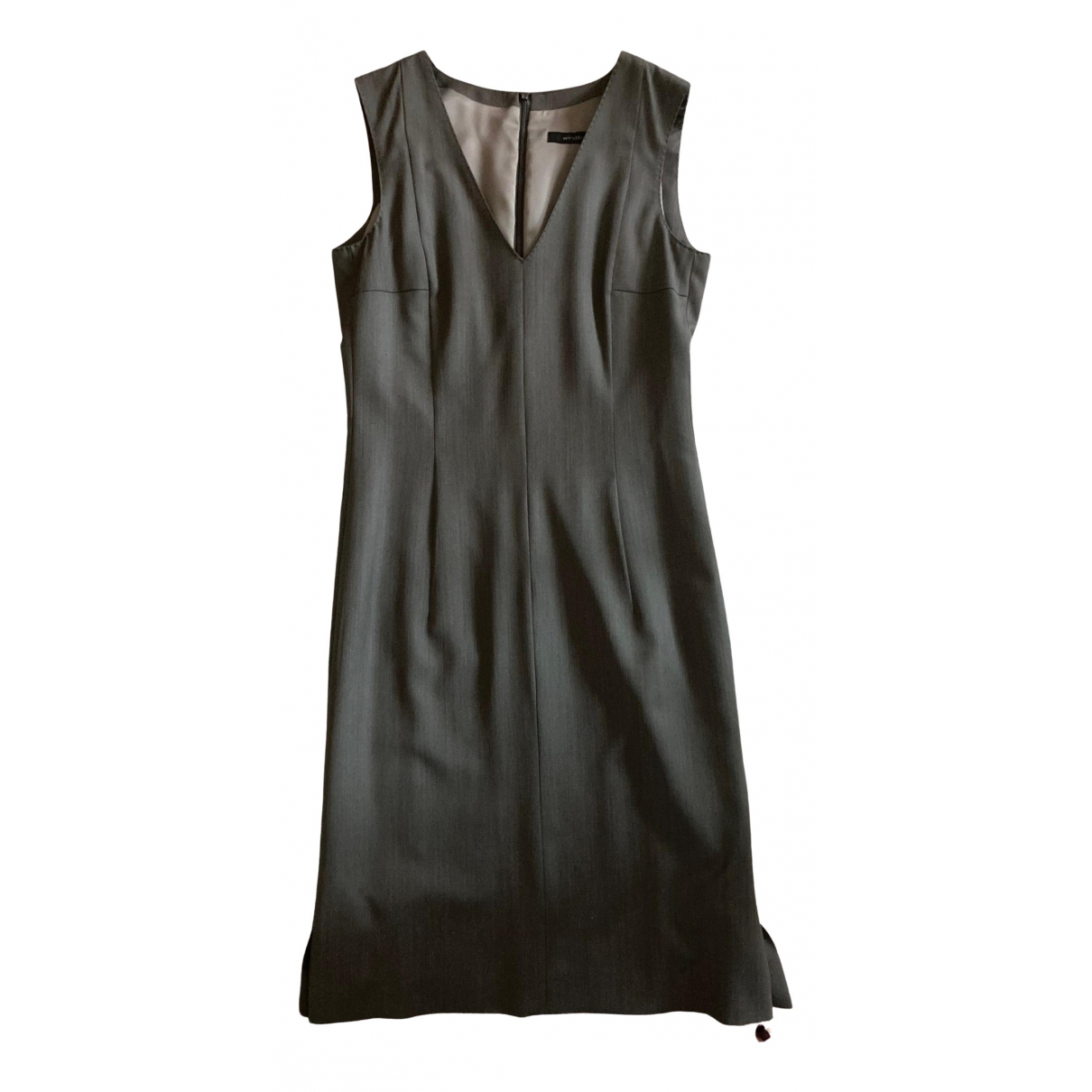 Windsor \N Kleid in  Gruen Wolle