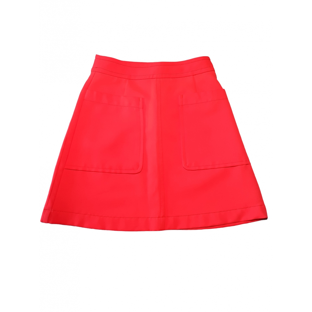 Marc By Marc Jacobs \N Orange skirt for Women 4 UK