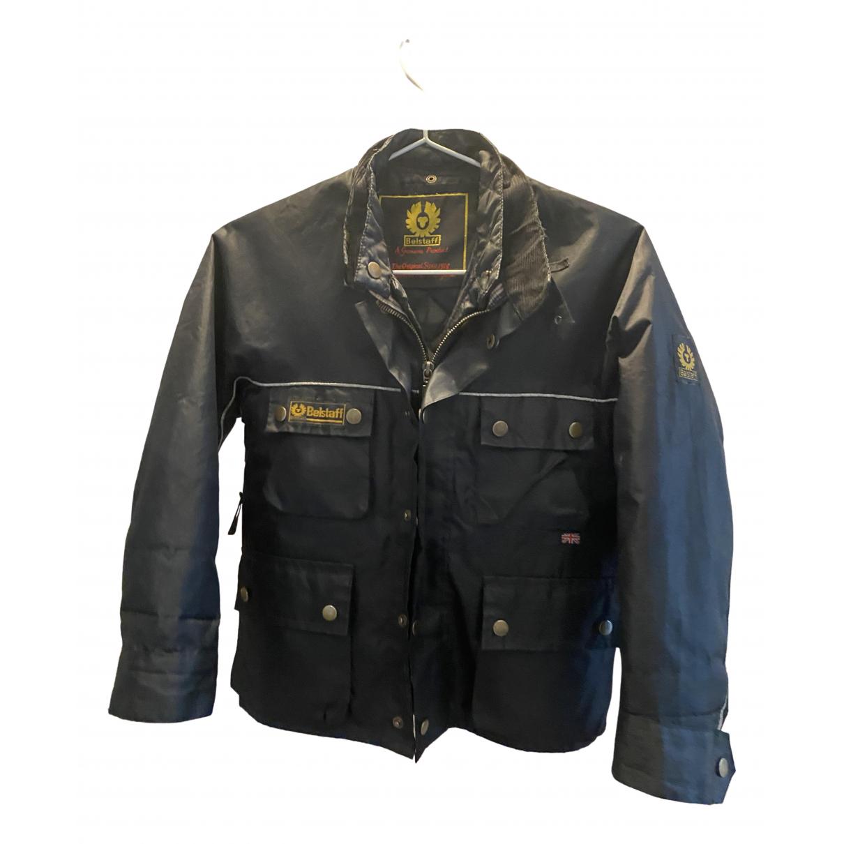 Belstaff - Blousons.Manteaux   pour enfant - noir
