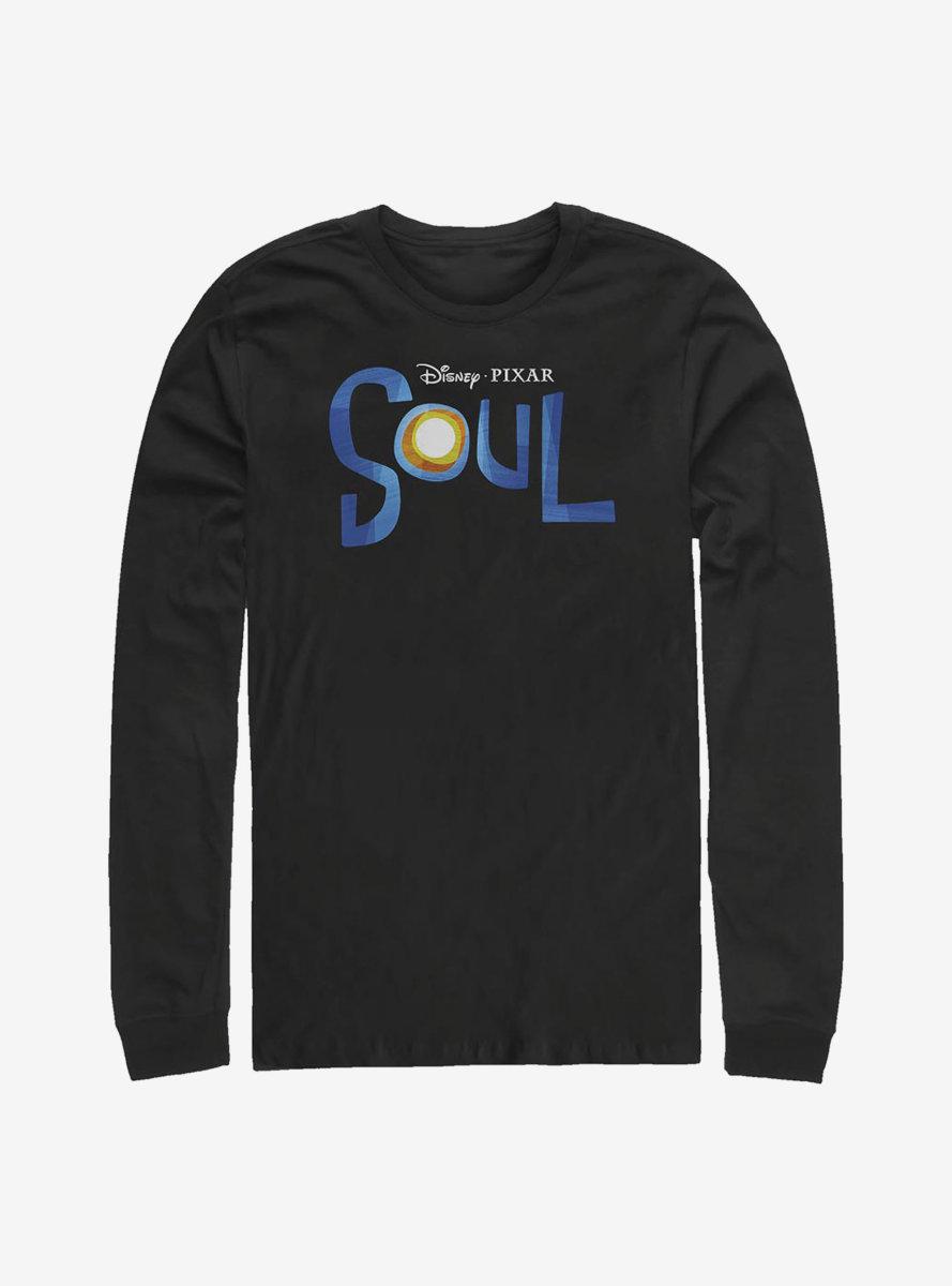 Disney Pixar Soul Logo Long-Sleeve T-Shirt