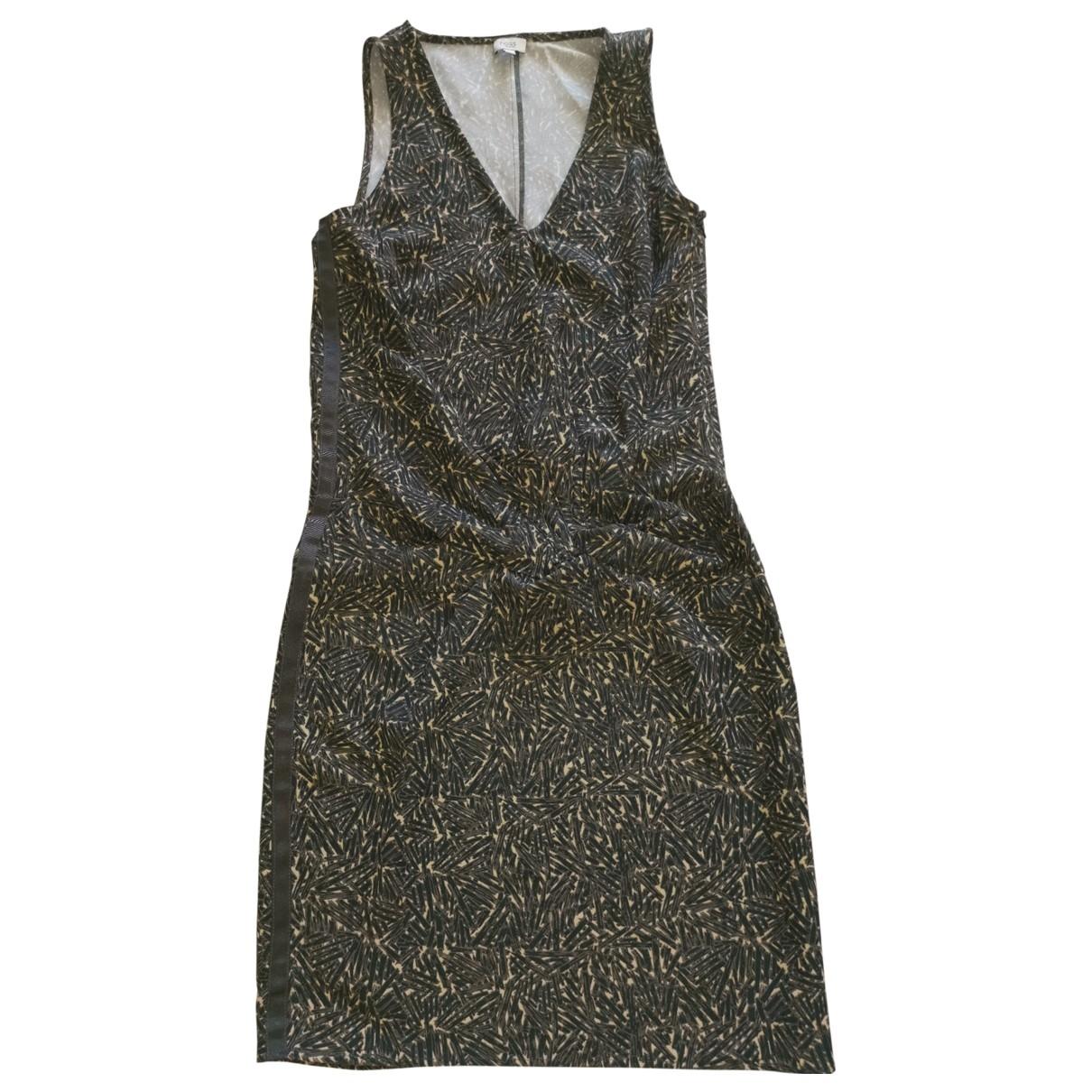 Hoss Intropia \N Multicolour dress for Women 34 FR