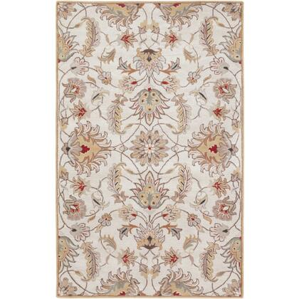 Caesar CAE-1029 10' x 14' Rectangle Traditional Rug in