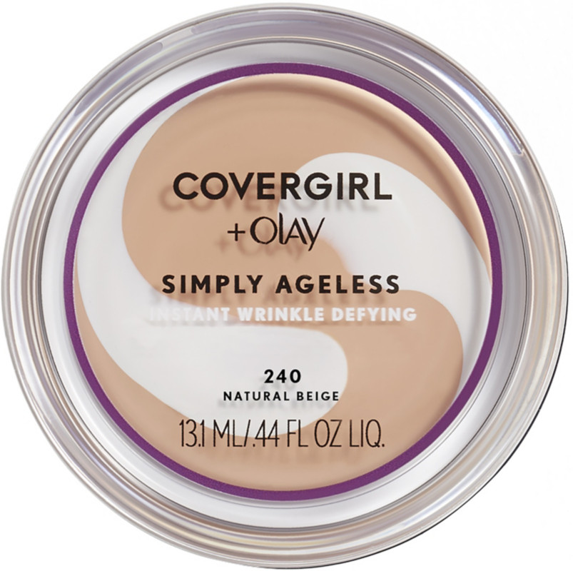 Olay Simply Ageless Foundation - Natural Beige 240