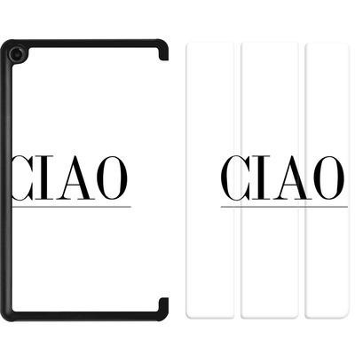 Amazon Fire 7 (2017) Tablet Smart Case - Just CIAO! von Erik Scholz