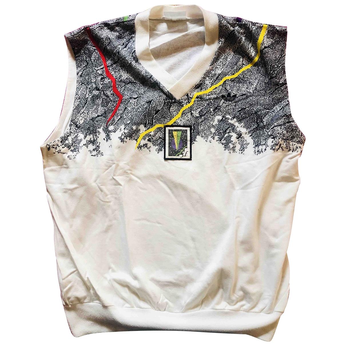 Adidas \N Pullover.Westen.Sweatshirts  in  Weiss Baumwolle