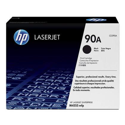 HP 90A CE390A cartouche de toner originale noire