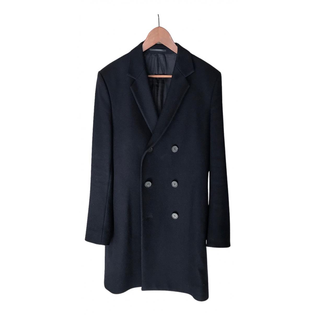 Cos \N Navy Wool coat  for Men 46 IT