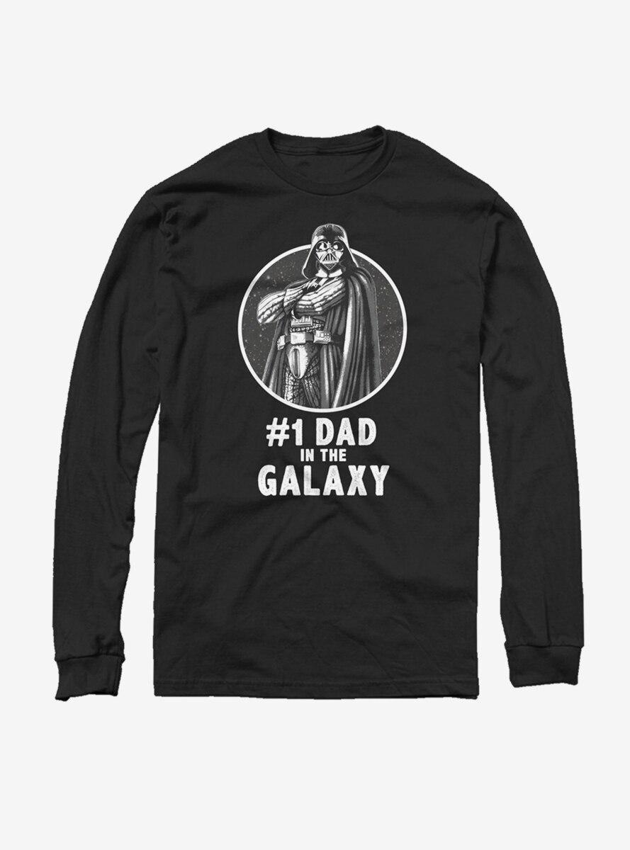 Star Wars Darth Vader Best Dad Long Sleeve T-Shirt