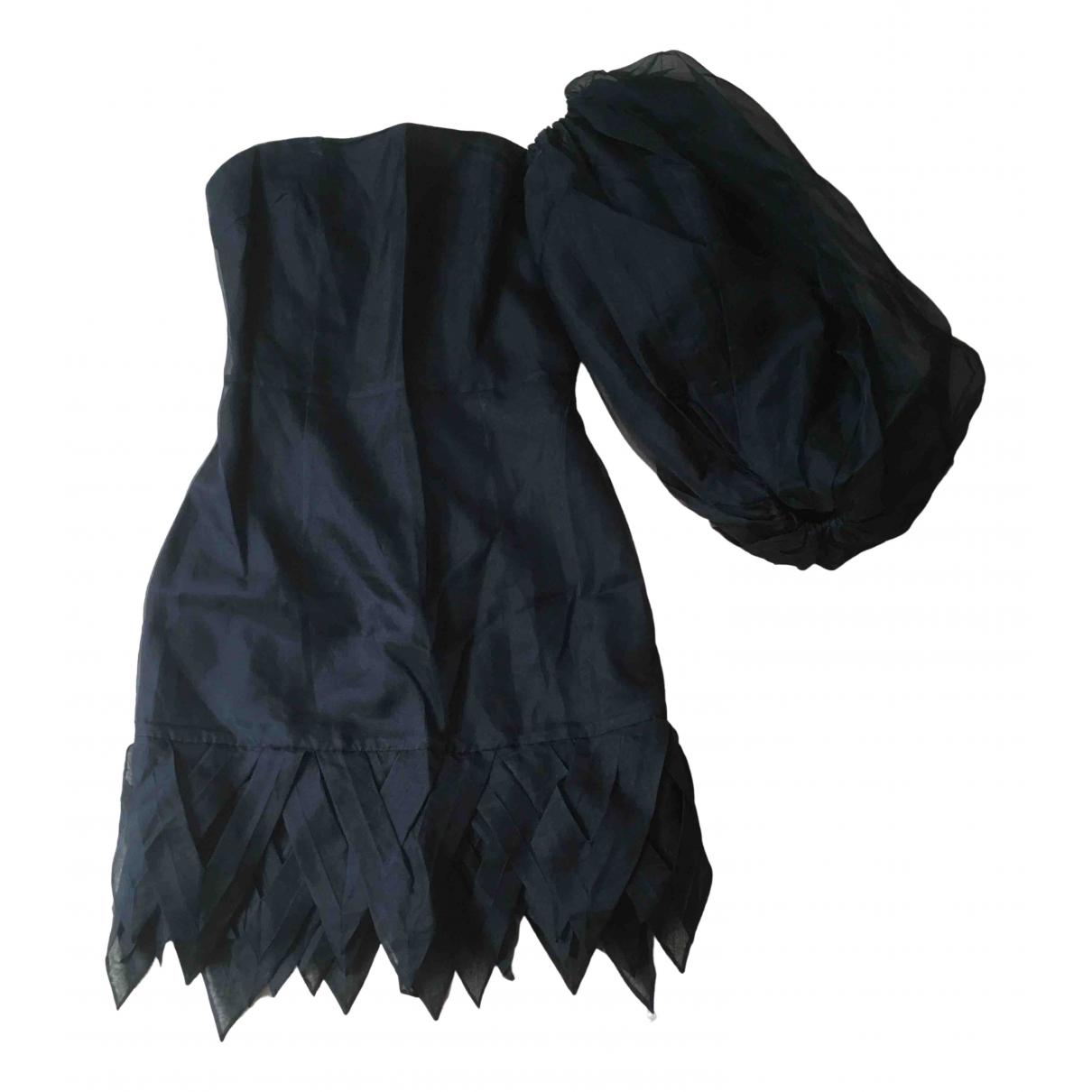 Designers Remix - Robe   pour femme - noir