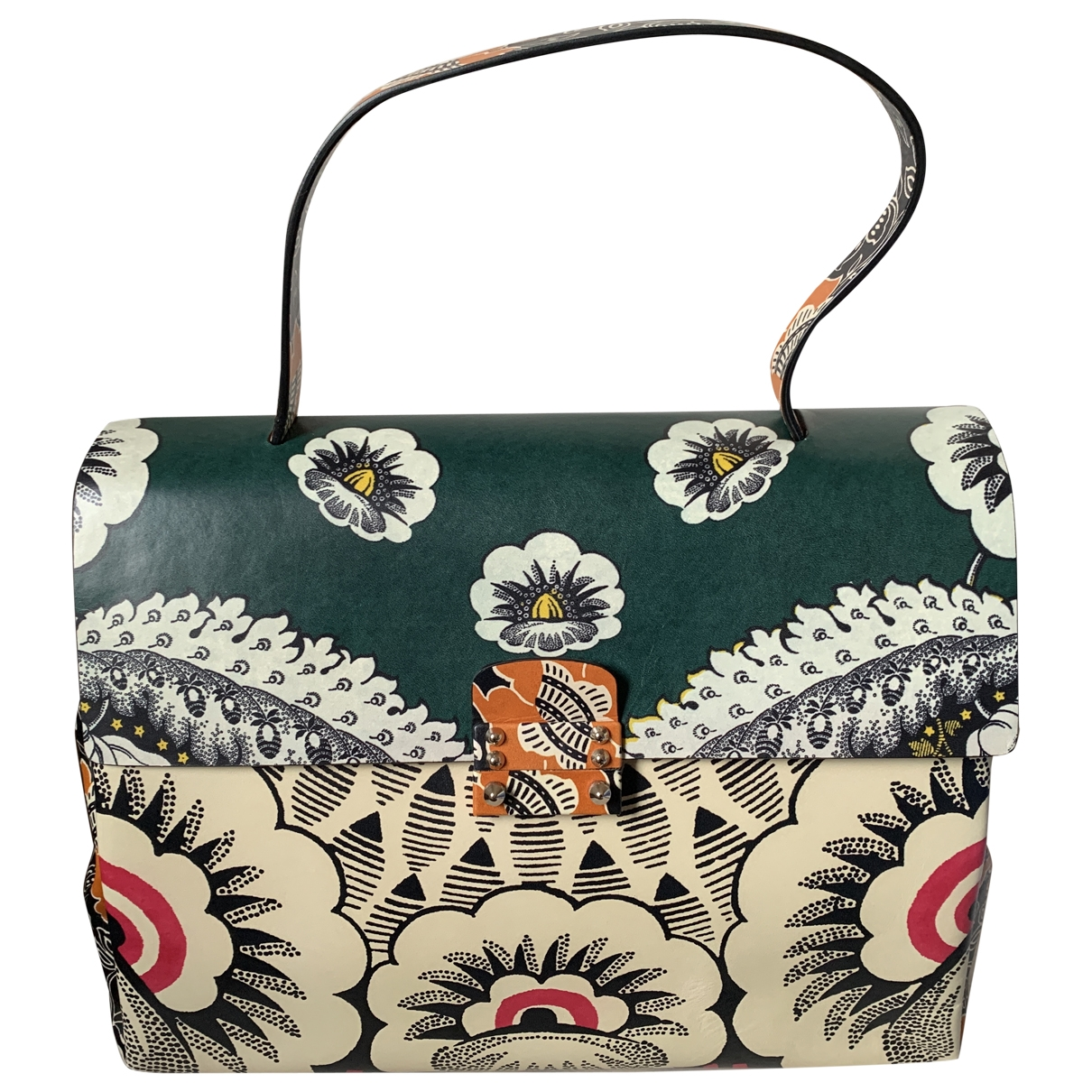 Valentino Garavani \N Multicolour Leather handbag for Women \N