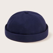 Guys Solid Landlord Hat