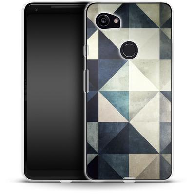 Google Pixel 2 XL Silikon Handyhuelle - Glyzbryks von Spires