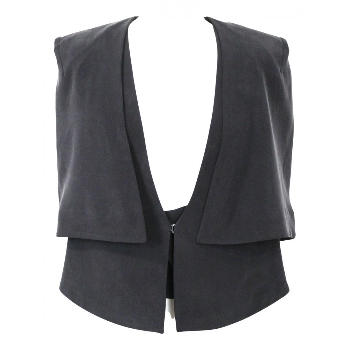 Sass & Bide \N Black Silk jacket for Women 8 UK