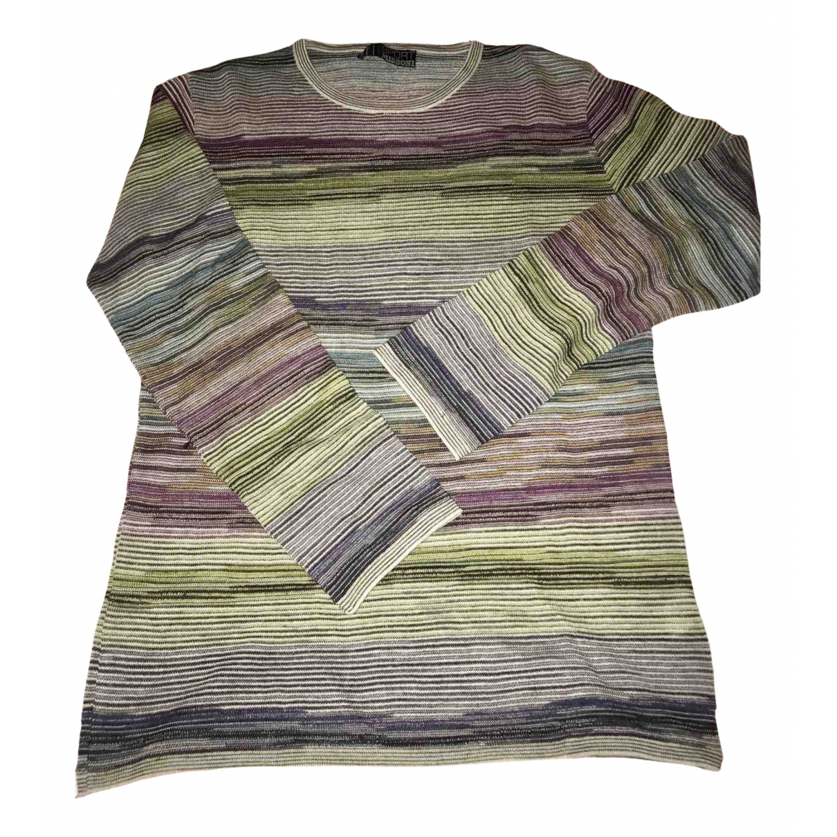 Missoni N Multicolour Wool Knitwear & Sweatshirts for Men 48 IT