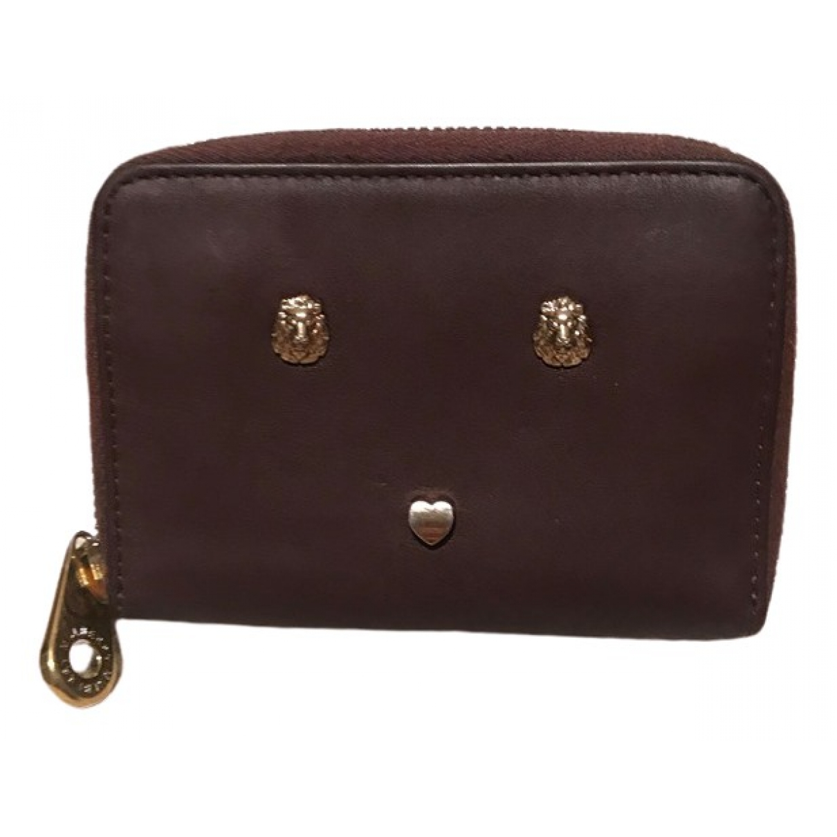 Mulberry \N Burgundy Leather Purses, wallet & cases for Women \N