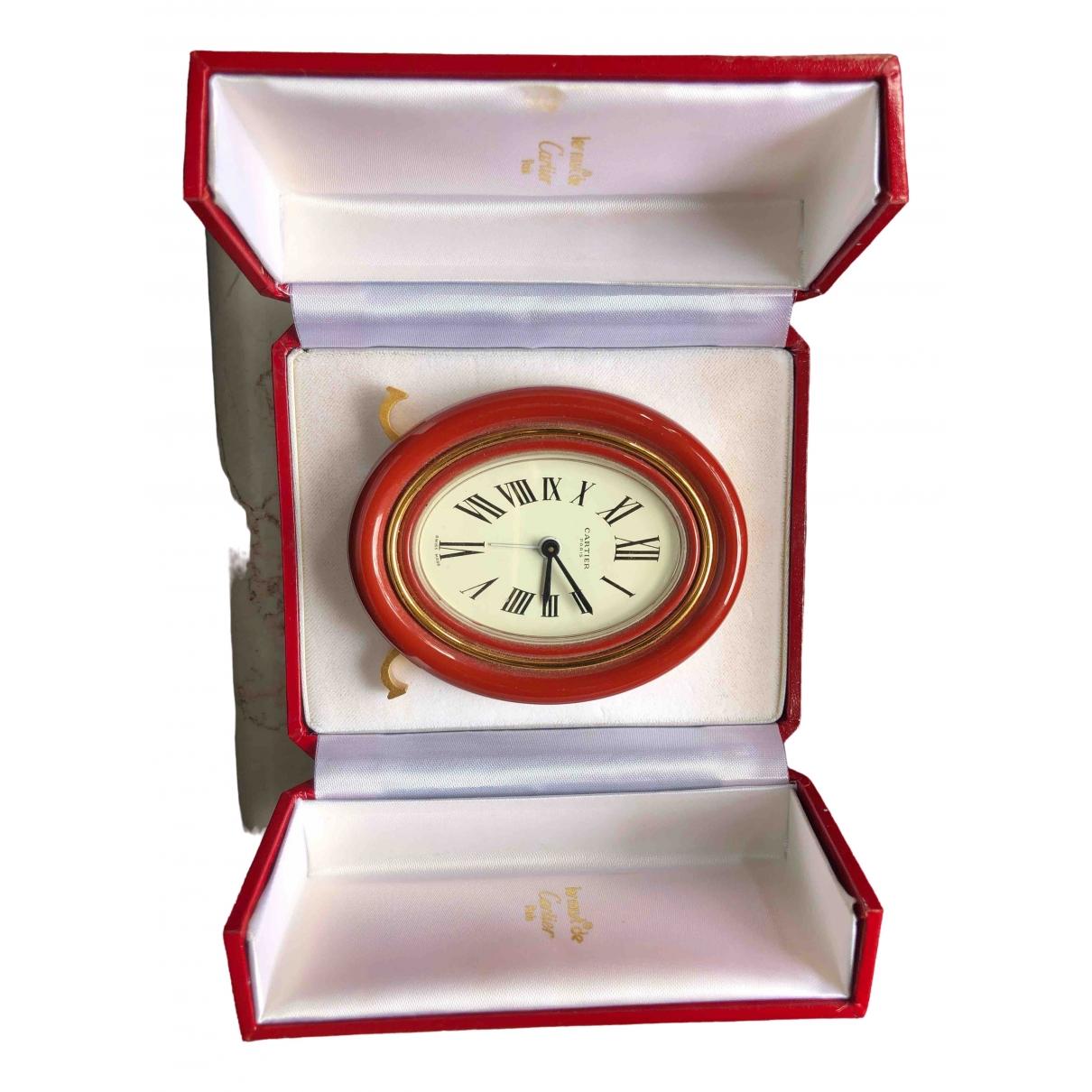 Cartier - Objets & Deco   pour lifestyle en plaque or - rouge