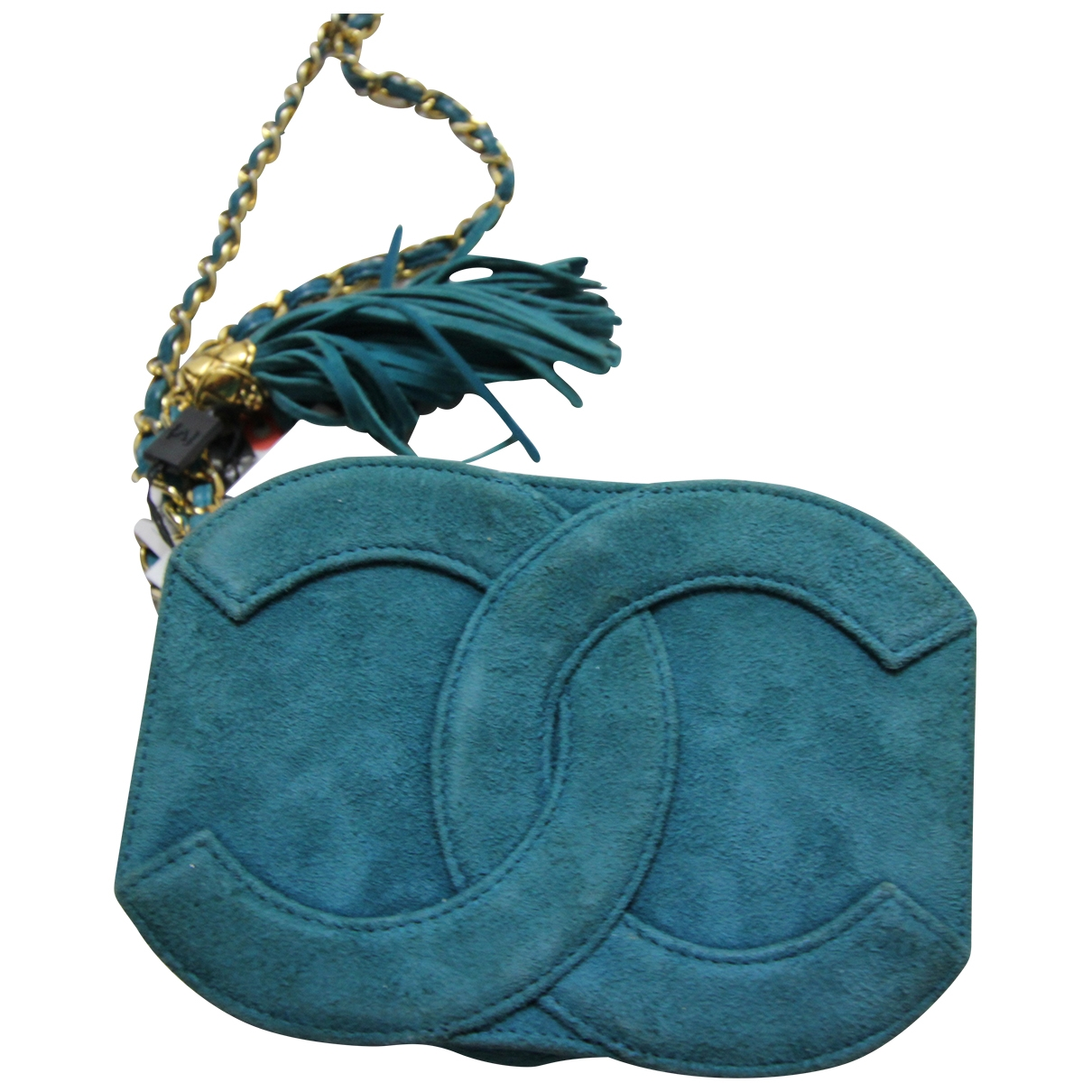 Chanel \N Suede handbag for Women \N
