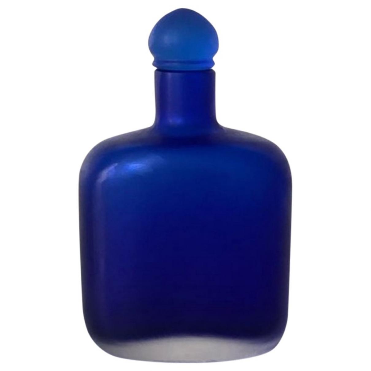 - Objets & Deco   pour lifestyle en verre - bleu