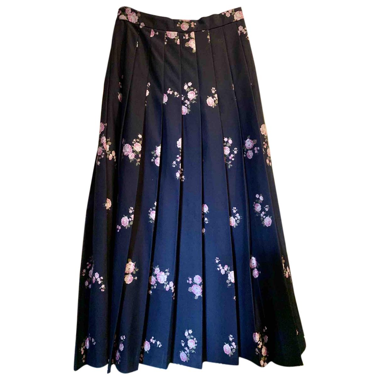 Falda maxi de Lana Gucci