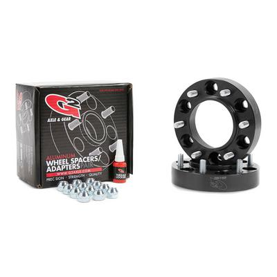 G2 6 on 5.5 Bolt Pattern with 1.25