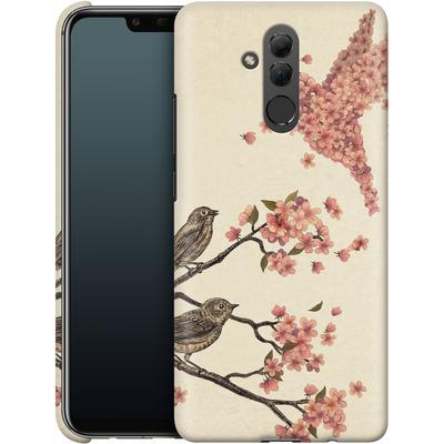 Huawei Mate 20 Lite Smartphone Huelle - Blossom Bird von Terry Fan