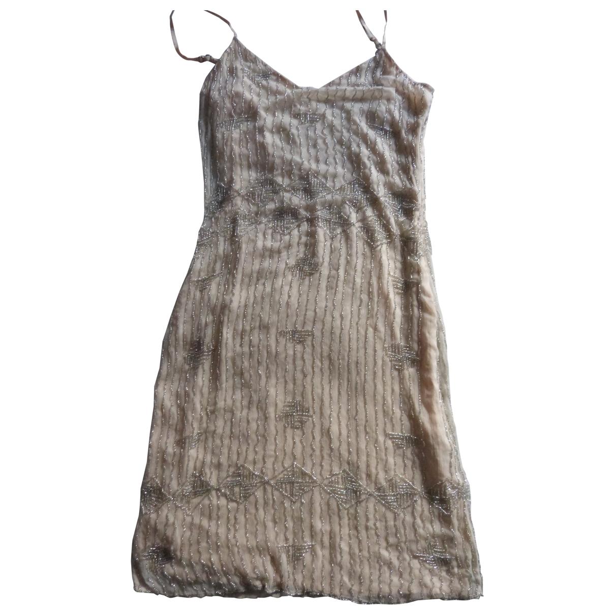 Ba&sh \N Beige dress for Women S International