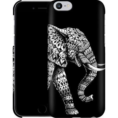 Apple iPhone 6 Plus Smartphone Huelle - Ornate Elephant 3.0 von BIOWORKZ