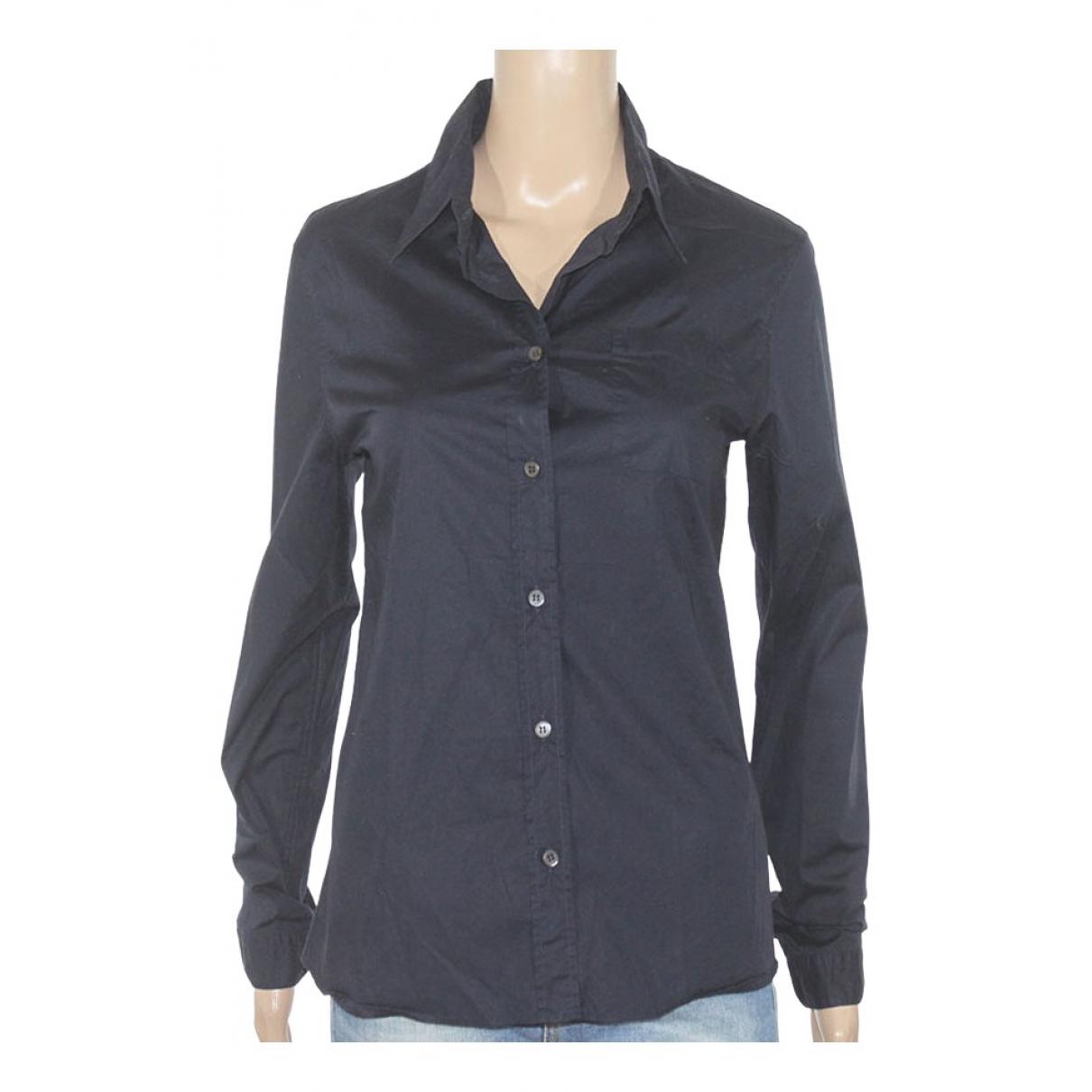 Prada \N Blue Cotton  top for Women 42 IT