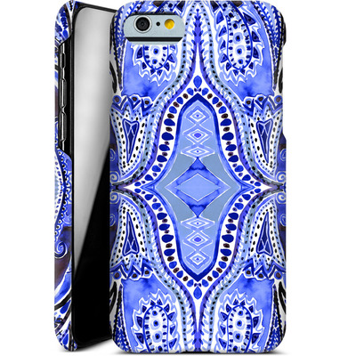Apple iPhone 6s Smartphone Huelle - Paisley Blue von Amy Sia