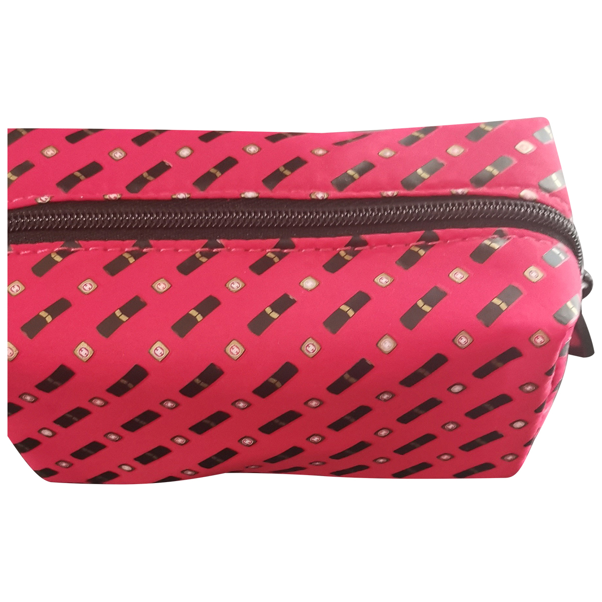 Chanel \N Kleinlederwaren in  Rot Polyester