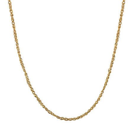 10K Gold Birthstone Babies Chain Necklace, One Size , No Color Family