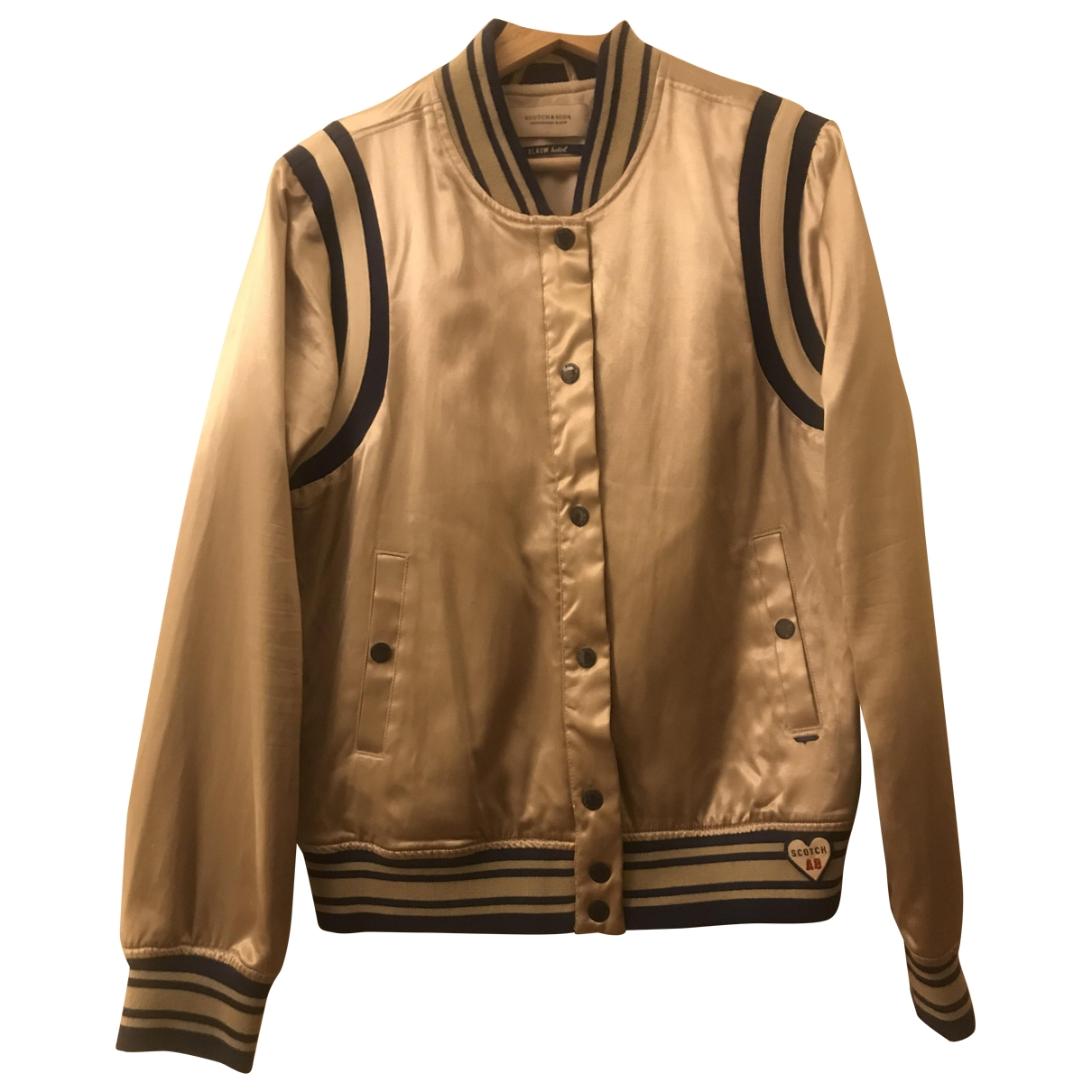 Scotch & Soda \N Multicolour Cotton jacket for Women L International