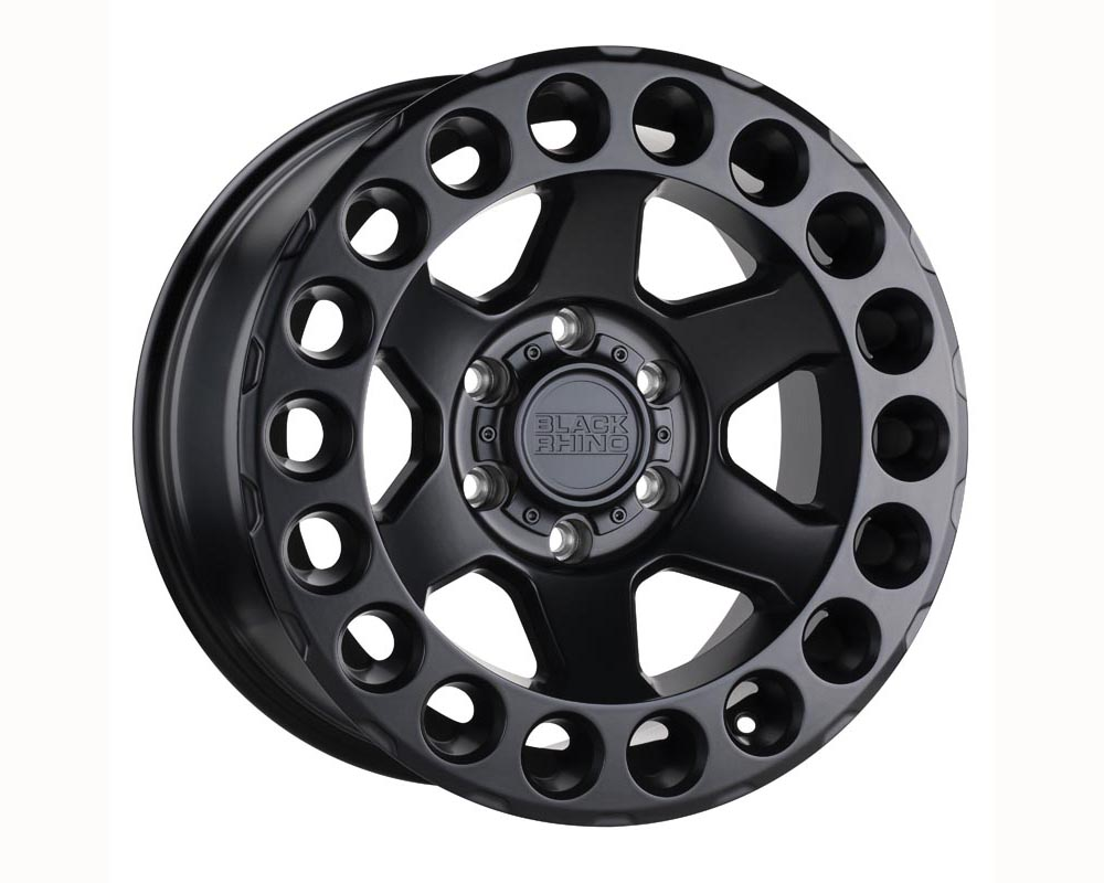 Black Rhino Odessa Wheel 18x9.5 6x139.70 -18 Matte Black