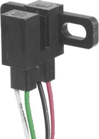 Optek OPB830W55Z , Screw Mount Slotted Optical Switch, Transistor Output