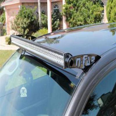 N-FAB Light Bar Bracket (Textured Black) - T0750LR