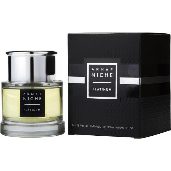 Niche Platinum - Armaf Eau de parfum 90 ml
