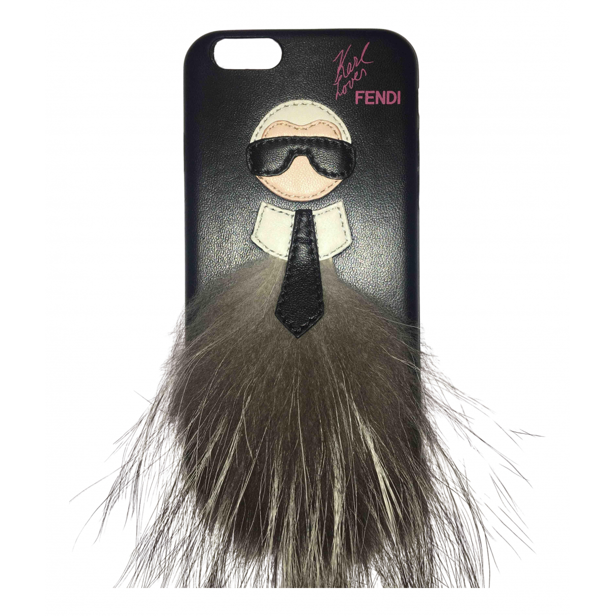 Funda iphone de Cuero Fendi