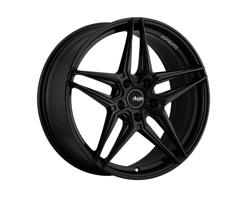 Advanti Racing Decado Wheel 19x8.5 5x1120 32 DGMEXX Dark Metallic Anthracite