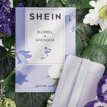 Carta perfumada campanilla y Magnolia