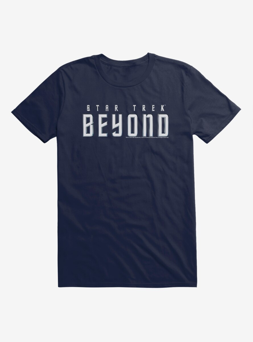 Star Trek Beyond Logo T-Shirt