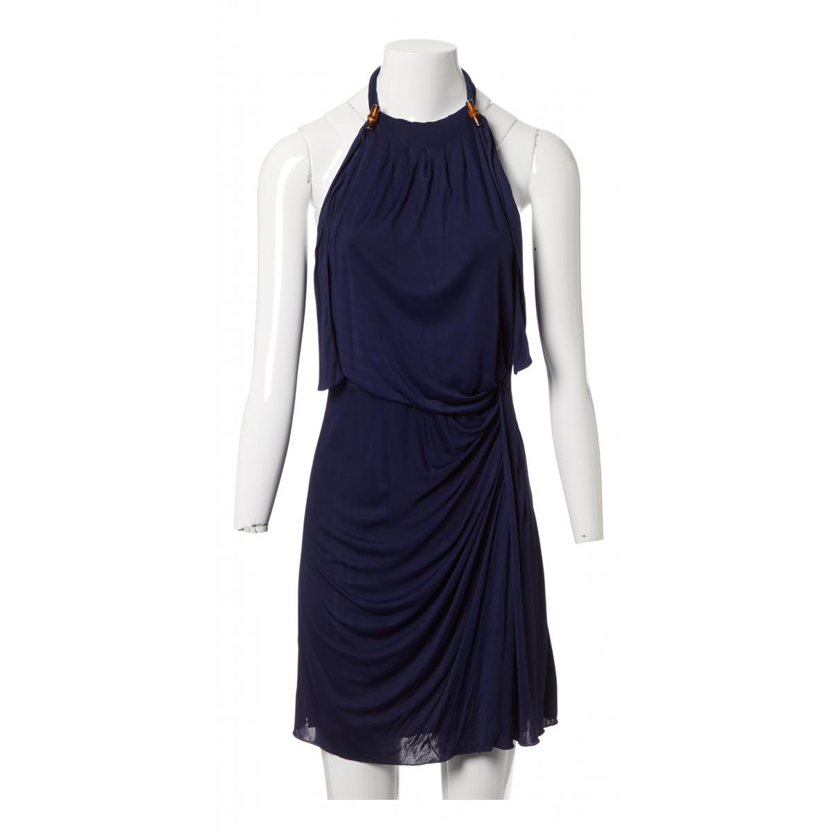 Gucci - Robe   pour femme - marine