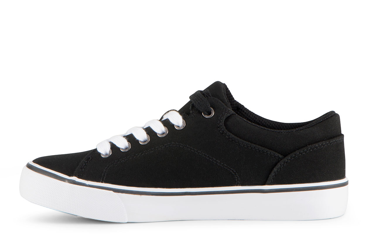 Women's Ally Oxford Sneaker (Choose Your Color: Black/White, Choose Your Size: 8.0)